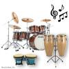 Knjiga pesama i škola za bubnjeve i perkusije