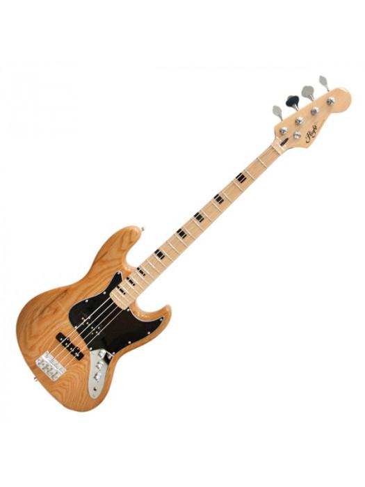 Bas gitara FLIGHT GUITARS EJB10 ASH JAZZ BASS/ ASH