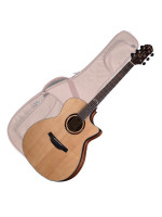 Electro Acoustic Guitar With Bag Crafter HG800CE/N NAT