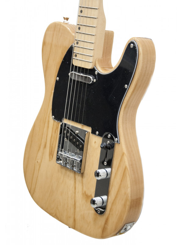 Električna Gitara Flight TL10M Nat