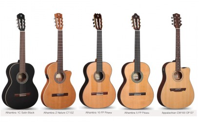 Alhambra Classical Guitars